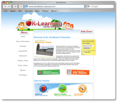 Educational Websites